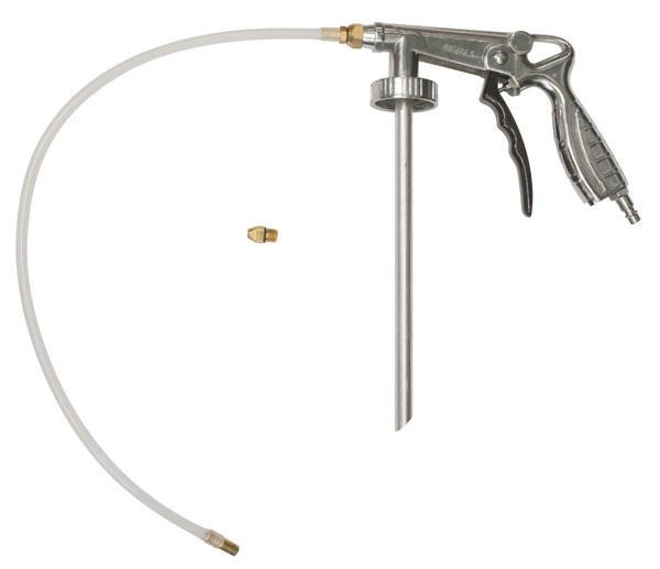 pistole UHP PRO na podvozky a dutiny automobilů