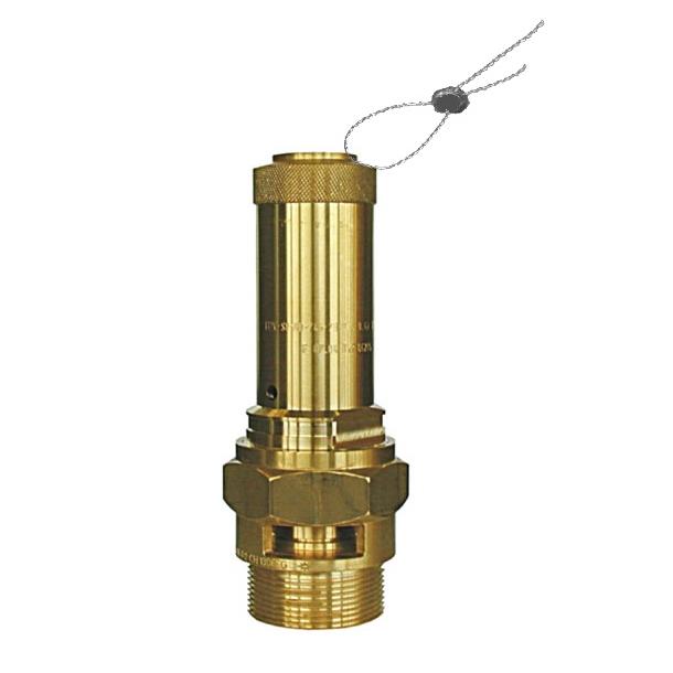 """pojistný ventil vzduch, 3/4""""a, 10,0bar + certifikát"""