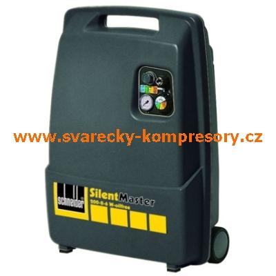 pístový kompresor SEM 200-8-6 W bezolejový