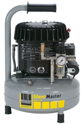 pístový kompresor SEM 50-8-9 W