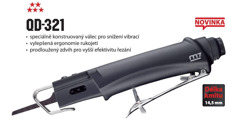 pilka karosářská M7 QD-321