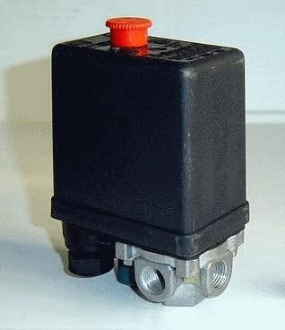 """tlakový spínač NEMA 12 bar, 230V, 4 vývody 1/4"""" PRM4"""