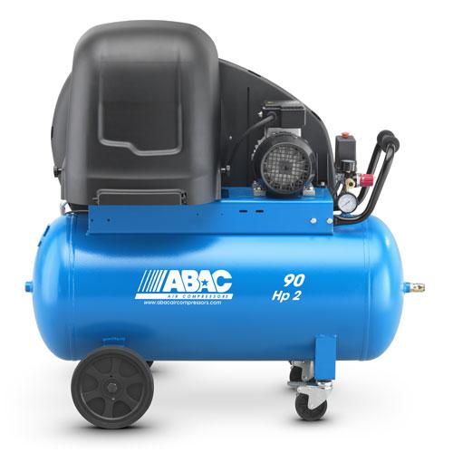 kompresor odhlučněný ABAC A29B-1,5-90CMS