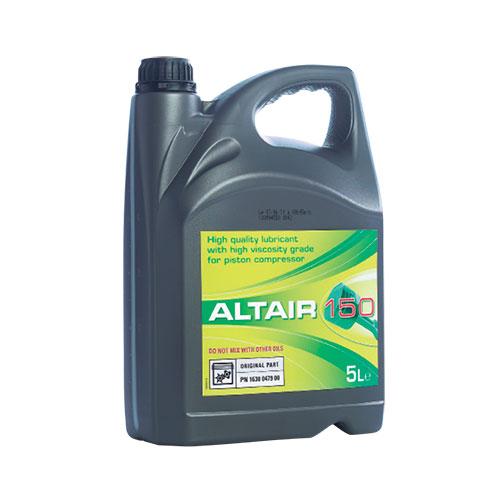 olej minerální ALTAIR pro pístové kompresory - 5 litrů