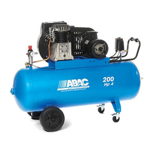 kompresor pístový olejový ABAC Pro Line B49-3-200CT
