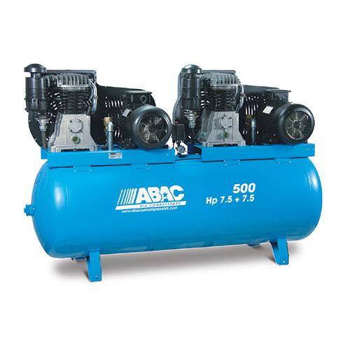 kompresor ABAC B60-2x5,5-500FT