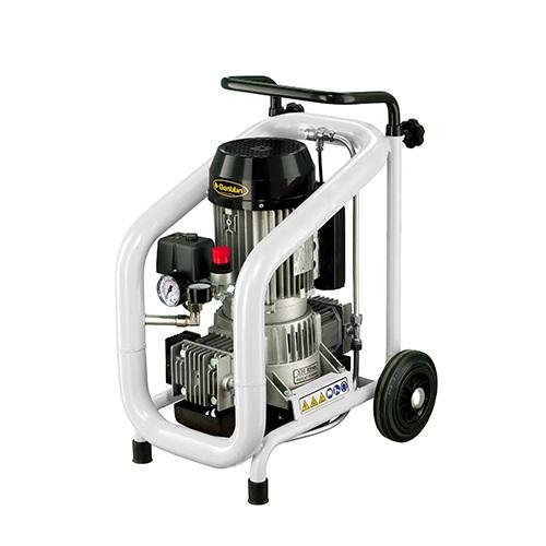 kompresor pístový bezolejový Gentilin Compact Air odhlučněný C240-03