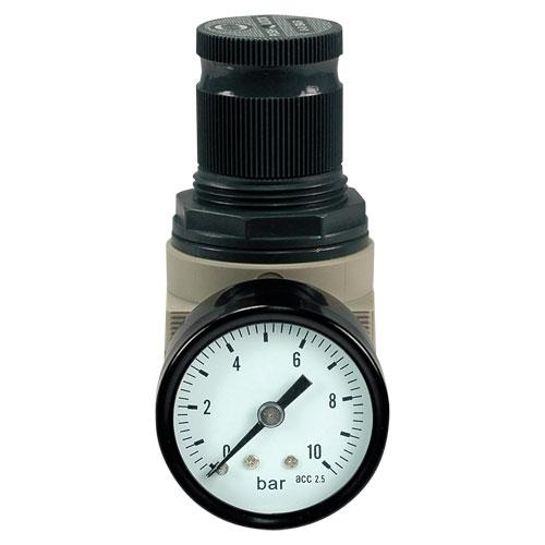 "redukční ventil 1/8"" - plastový DM18P"