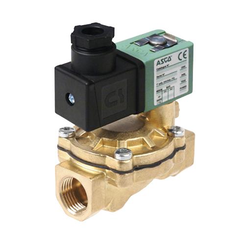 "ventil solenoidový E238, 2/2 NC, G1/2"", 230VAC"