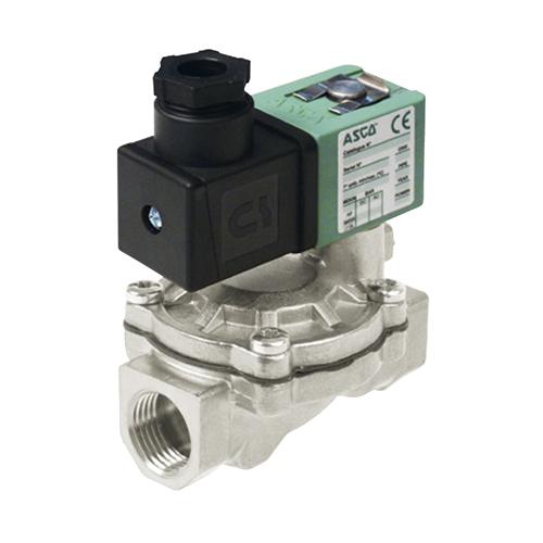 """ventil solenoidový G238NCS, 2/2 NC, G3/8"""", 24V DC"""