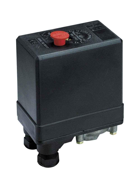 """tlakový spínač NEMA 12 bar, 400V, 1 vývod 1/4"""" PRT1"""