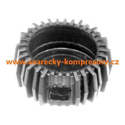 kryt gumový pro manometr 63mm zadní i spodní připojení - černý