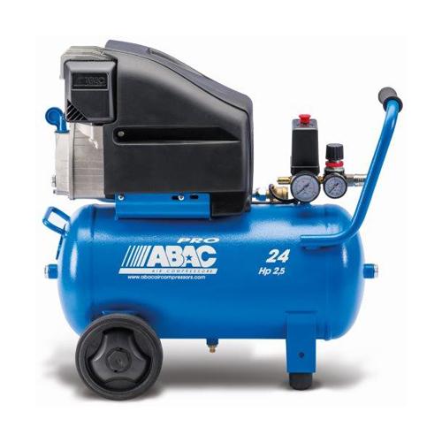 kompresor pístový olejový ABAC Pro Line L25P-1,8-50CM