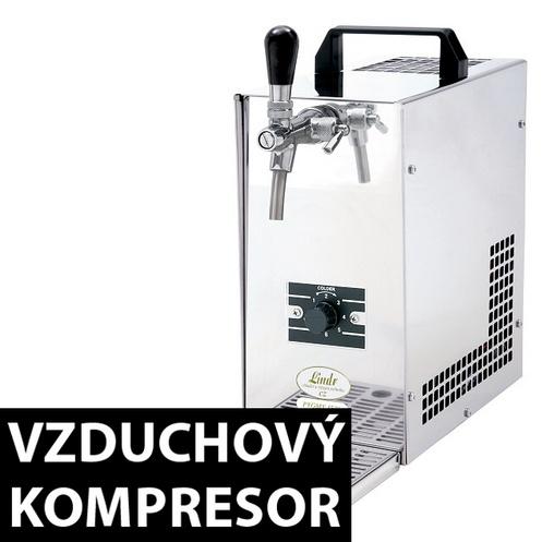 výčepní zařízení PYGMY 20/K s vestavěným kompresorem