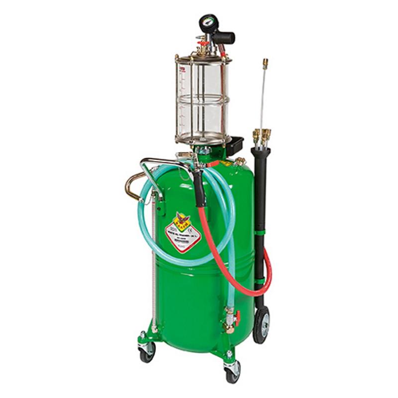 odsavačka olejů pneumatická RAASM 43091