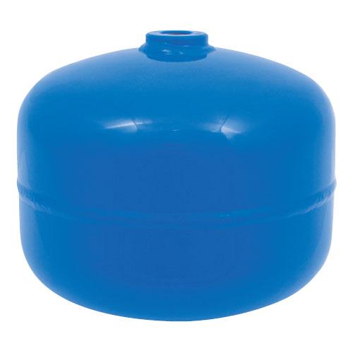 tlaková nádoba stojatá (vzdušník) se 4 připoj. závity, objem 1 litr SBCV4-1