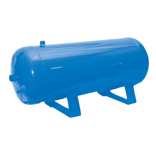 tlaková nádoba ležatá (vzdušník) se 4 připoj. závity, objem 100 litrů SBCV4-100