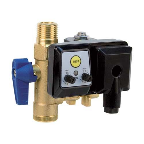 automatický odvaděč (odpouštěč) kondenzátu s časovým spínačem TD50M